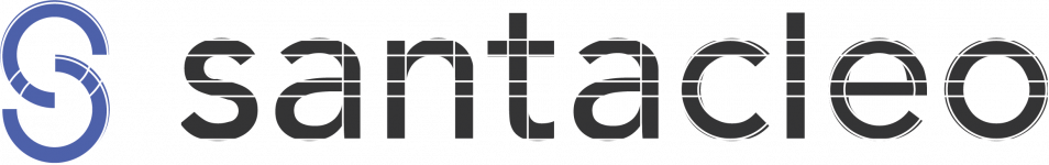santacleo logo